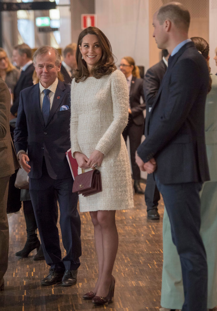 The Duke And Duchess Of Cambridge Visit Sweden And Norway