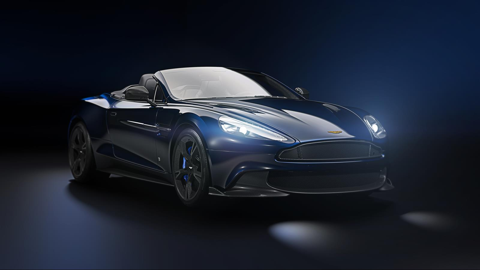 Tom Brady designed Aston Martin