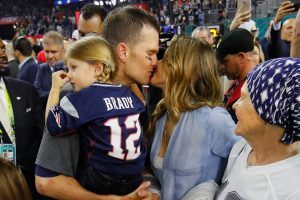 Tom Brady's Bizarre Pre-Game Rituals Are Designed By His 'Good Witch' Wife, Gisele Bundchen