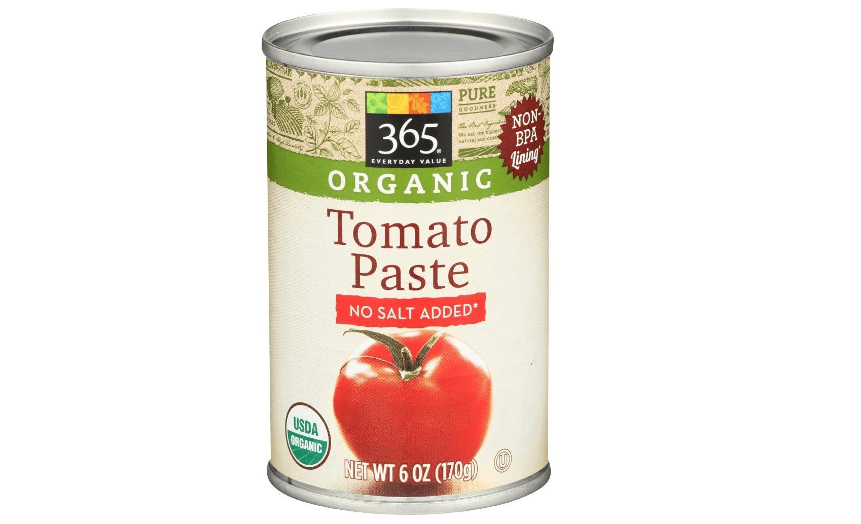 Tomato paste amazon