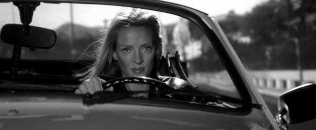 Uma Thurman as The Bride in 'Kill Bill Volume 2'.