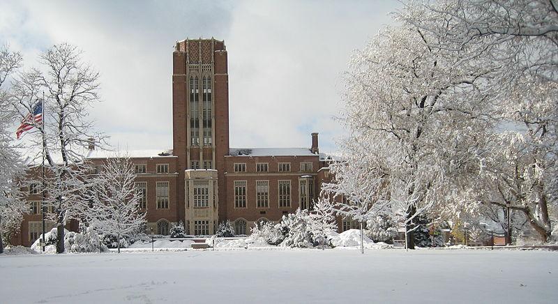 University of Denver Mary Reed hall