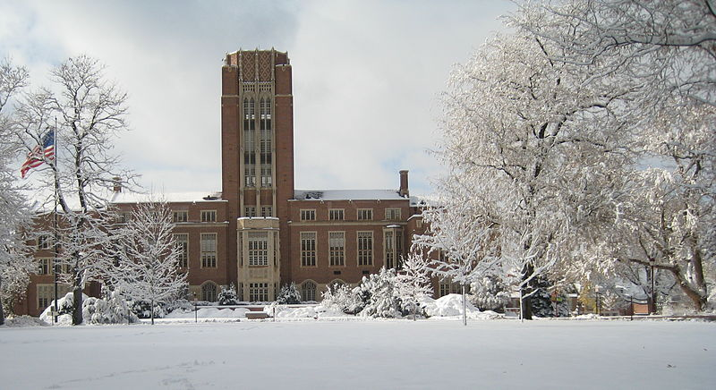 University of Denver Mary Reed hall