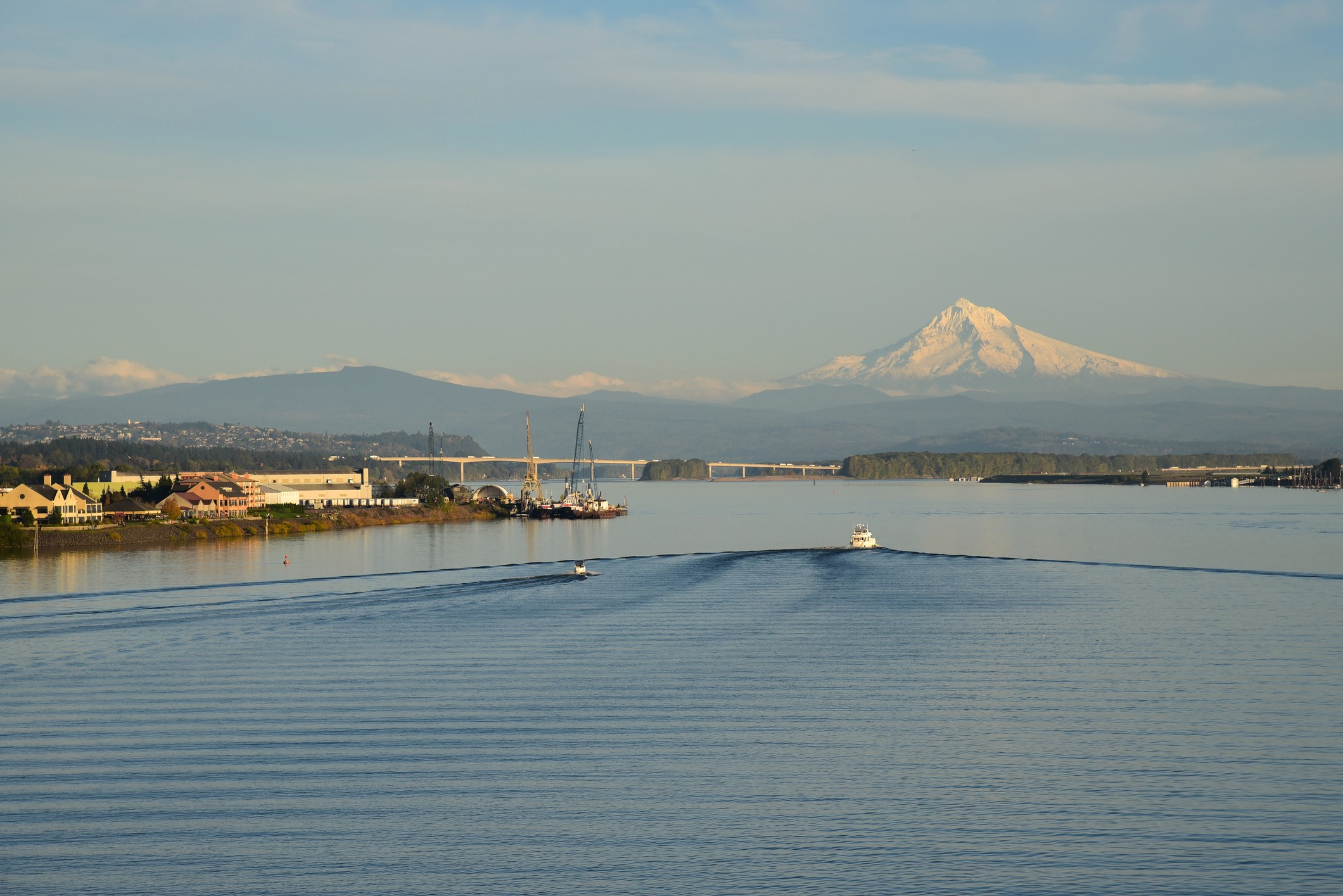 Mount Hood Vancouver Washington
