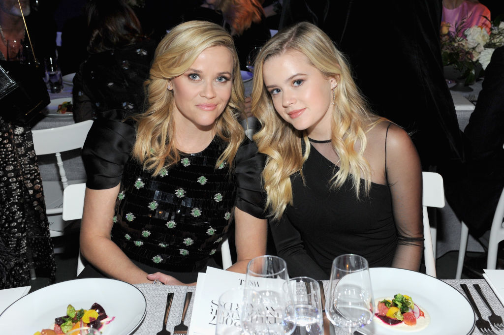 Reese Witherspoon and Ava Phillippe attend the WSJ. Magazine 2017 Innovator Awards