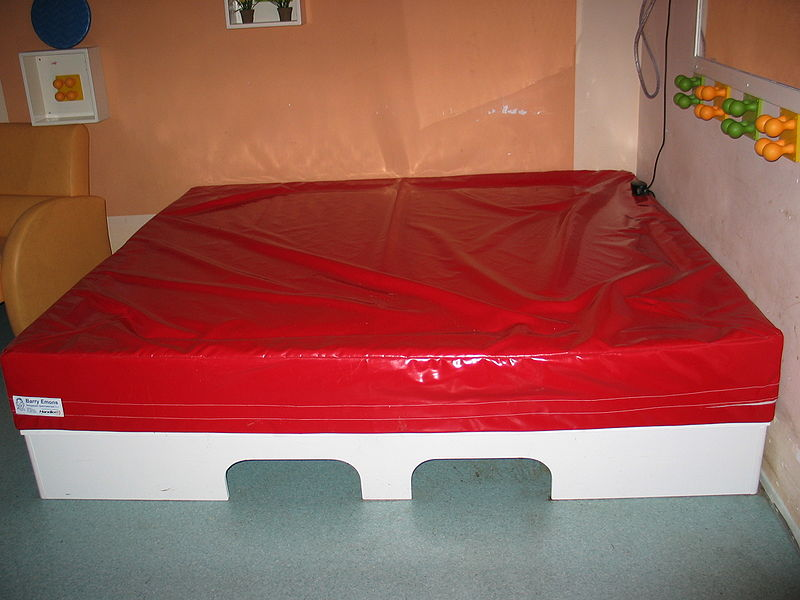 Waterbed red