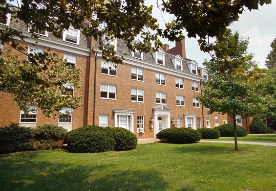 Wilson Hall University of Ohio