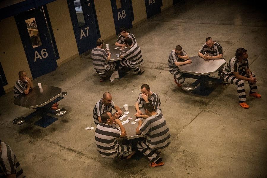 American prisoners