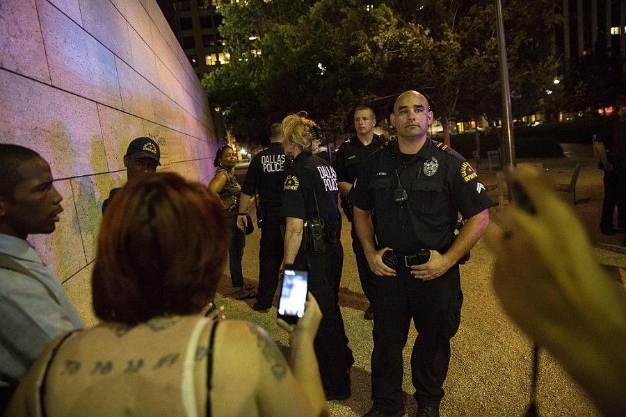 Arrest in Dallas