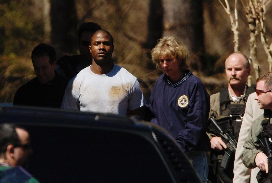 Arrest in Atlanta