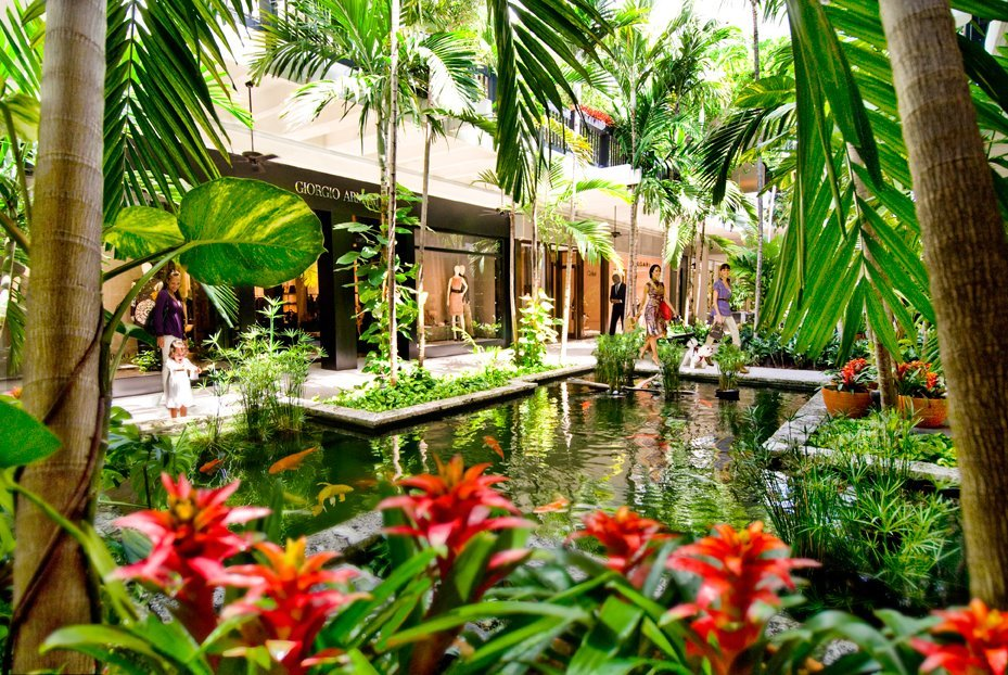 Bal Harbour Shops Situated In Miami Beach