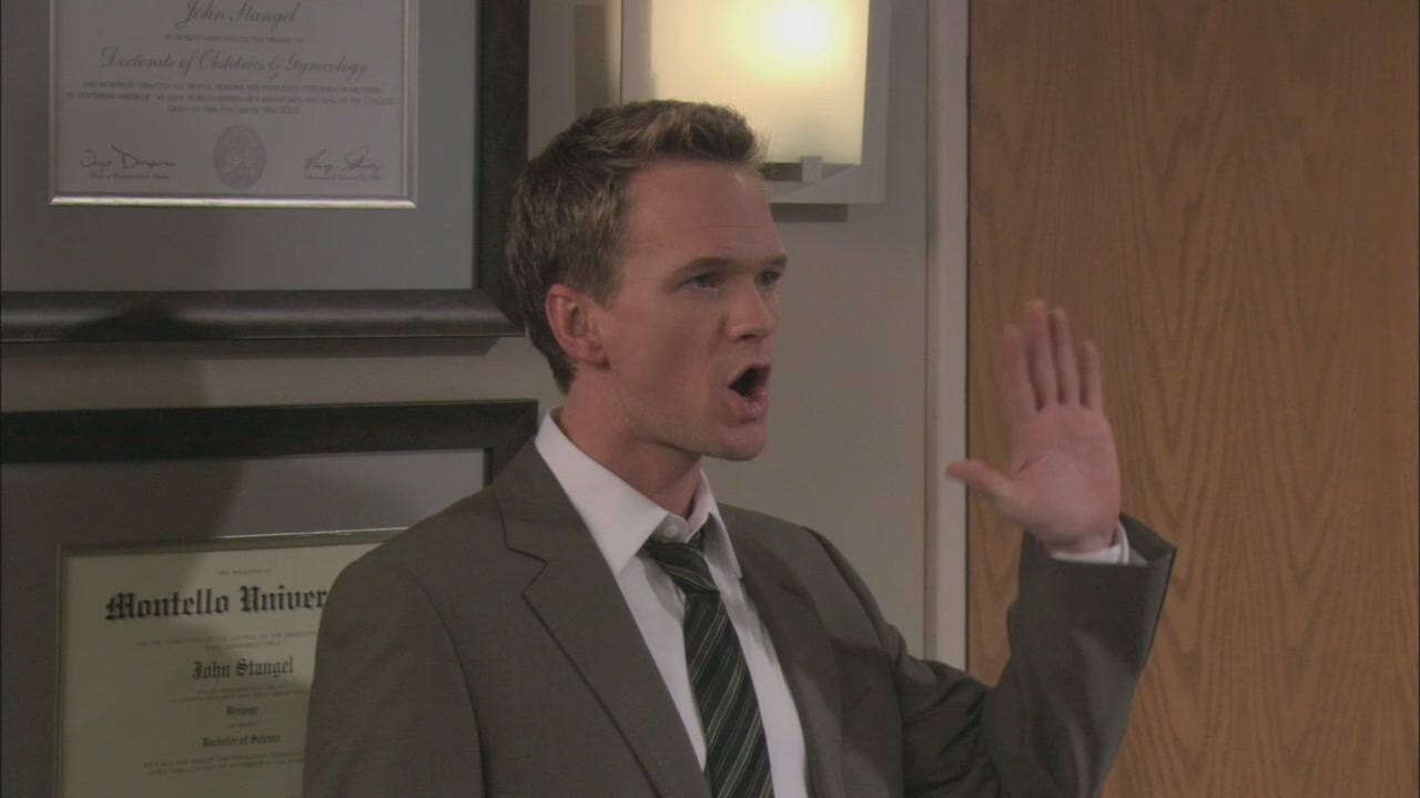 Neil Patrick Harris on How I Met Your Mother