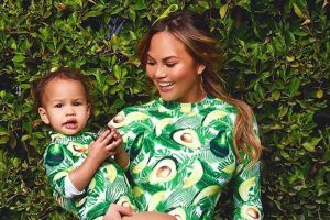 Chrissy Teigen's Best Parenting Moments Captured on Social Media