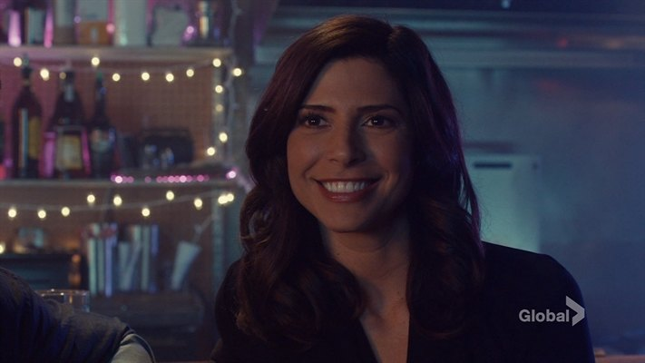 Cindy Sampson in Private Eyes