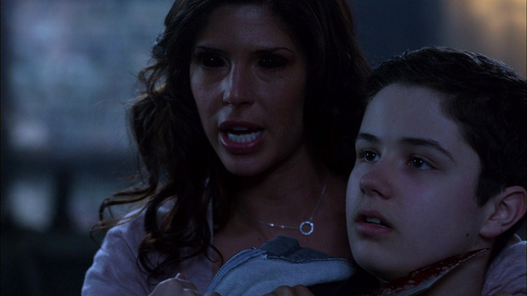 Cindy Sampson on Supernatural
