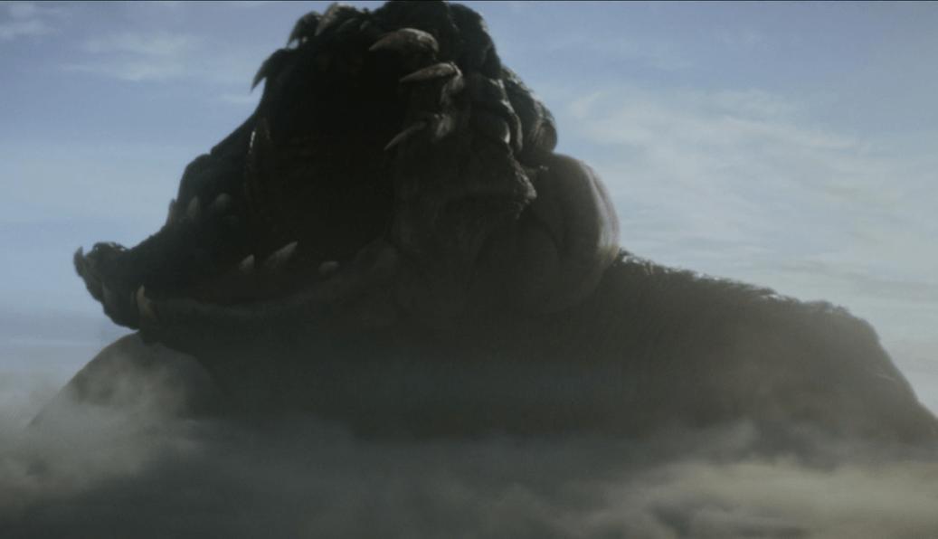 The Cloverfield monster returns