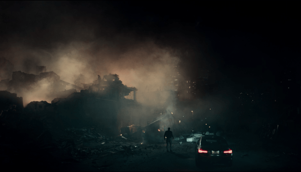 Monsters roam the Earth in The Cloverfield Paradox