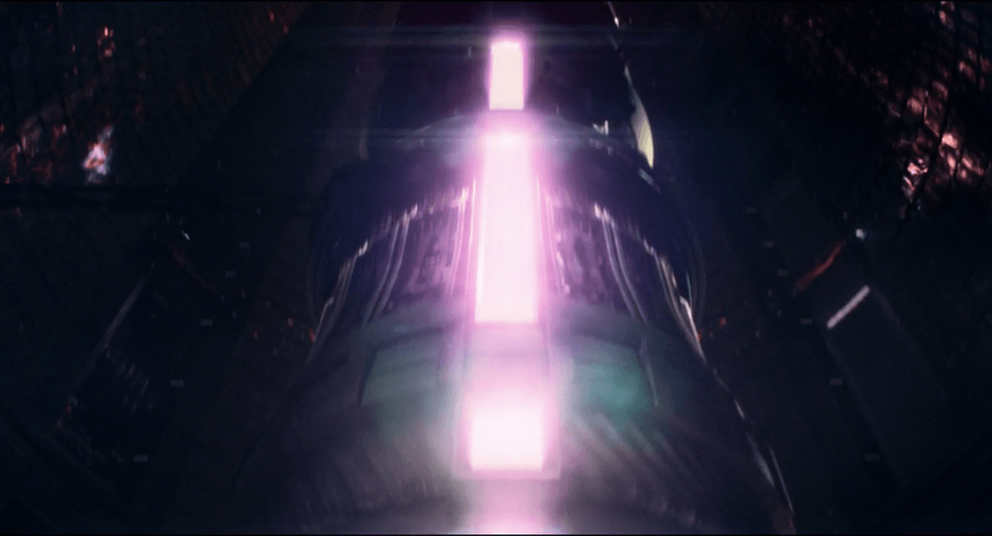 The particle accelerator in The Cloverfield Paradox
