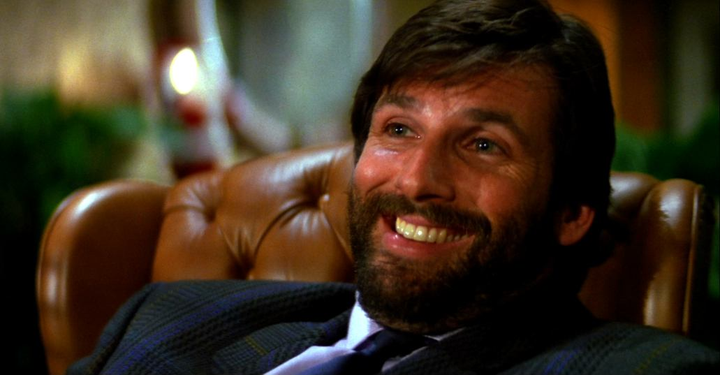 Hart Bochner as Harry Ellis in Die Hard