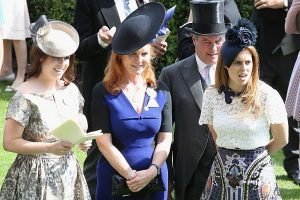 The Truth About Princess Eugenie and Princess Beatrice's Relationship With Their Mother, Sarah Ferguson
