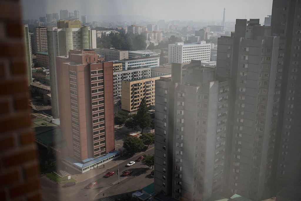 Koryo hotel in Pyongyang