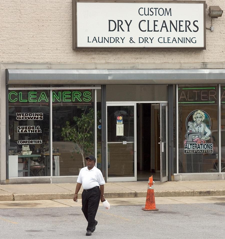 Dry Clean shop