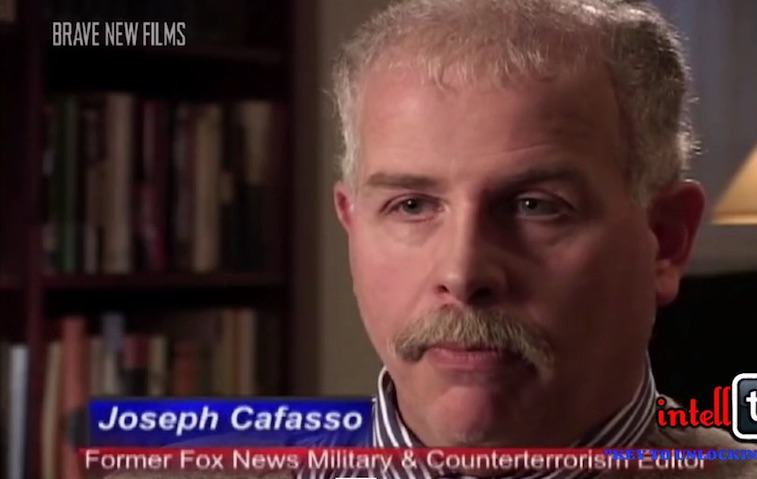 Joseph Cafasso in Outfoxed