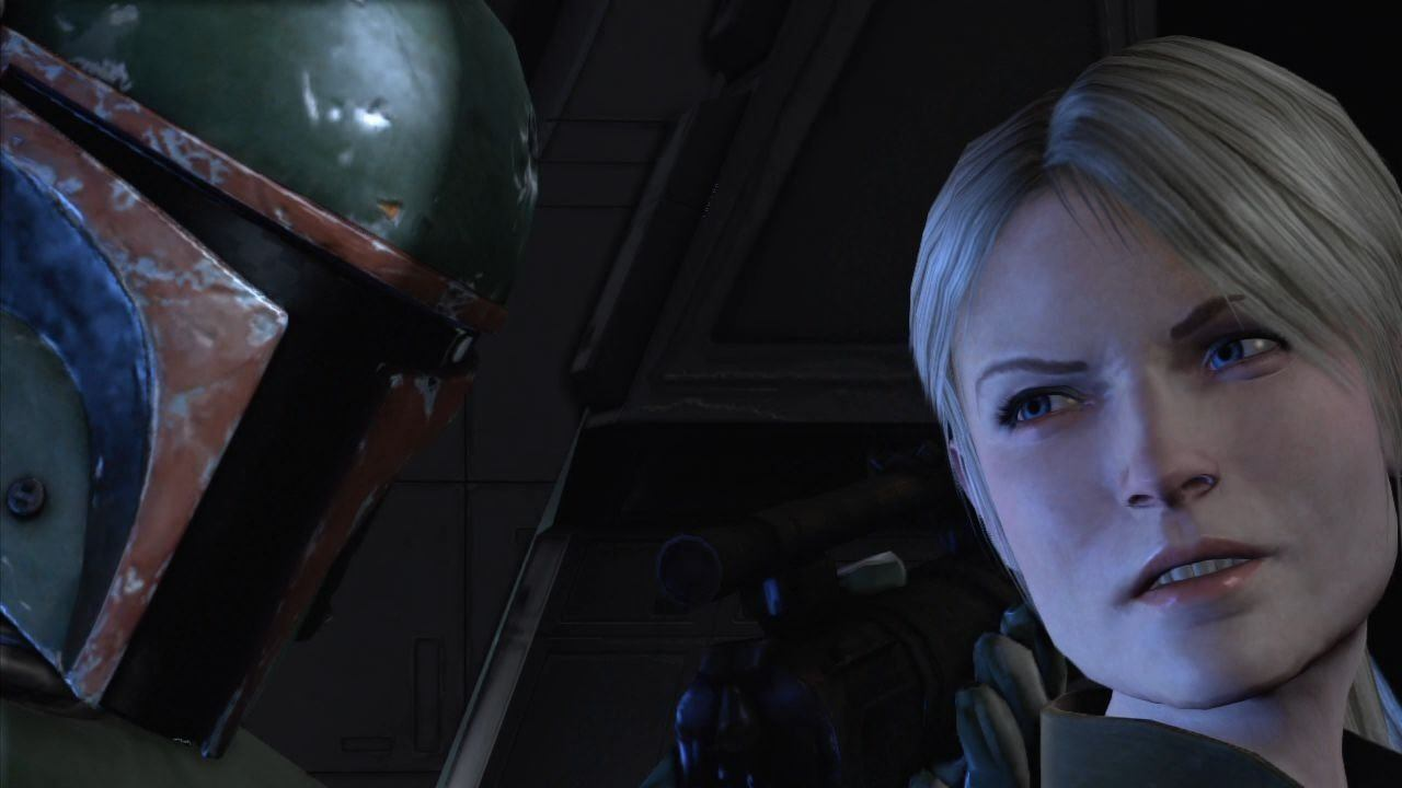 Juno Eclipse in Star Wars: The Force Unleashed