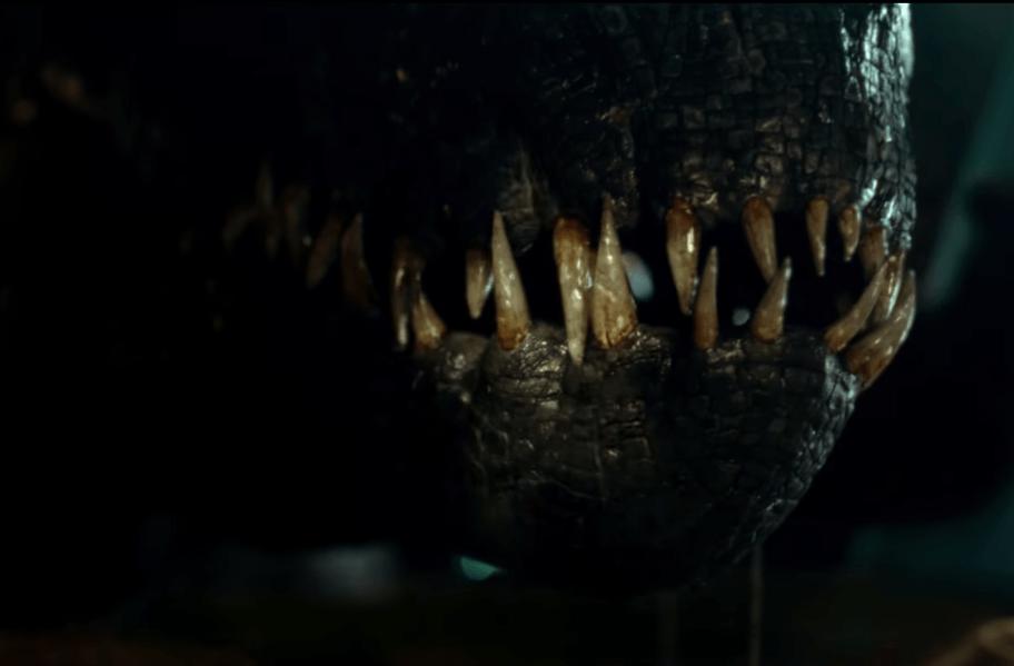 The new hybrid in Jurassic World: Fallen Kingdom