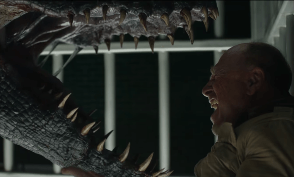 Jurassic World: Fallen Kingdom is looking to be a lot scarier than the first