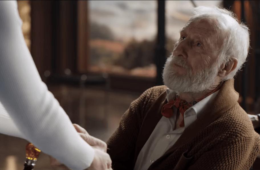James Cromwell in Jurassic World: Fallen Kingdom