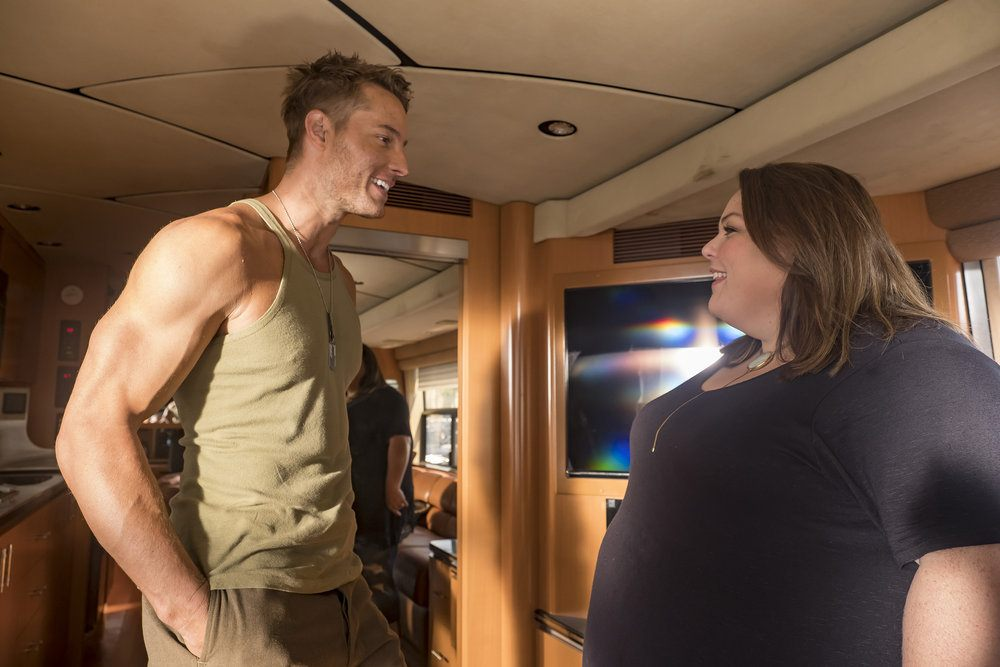 Kevin and Kate on NBC's This Is Us