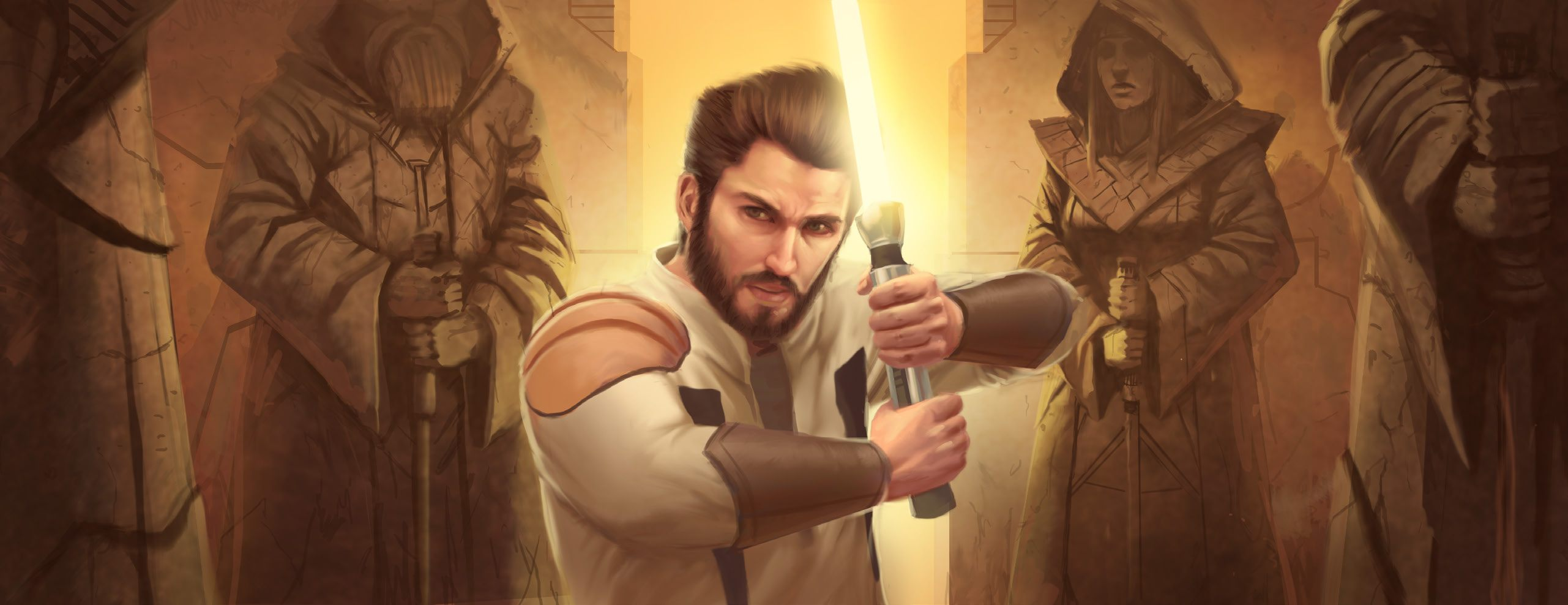 Kyle Katarn - Star Wars