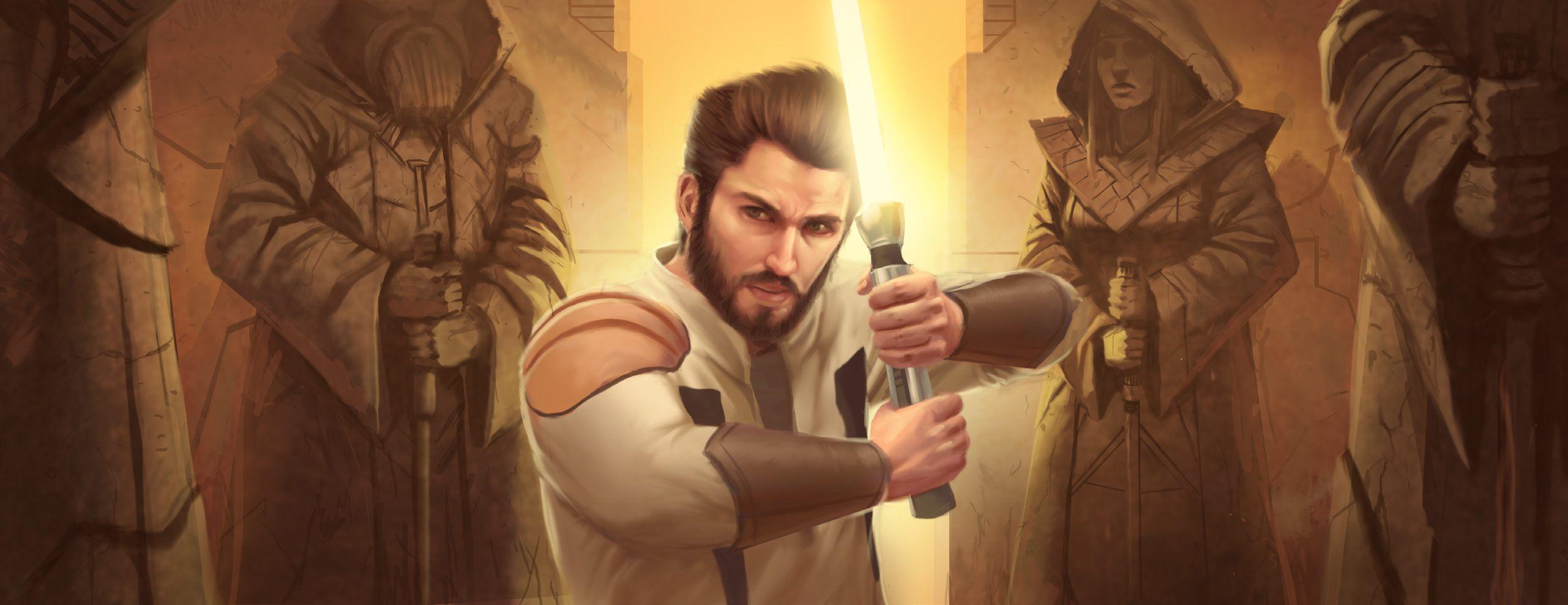 Kyle Katarn - Star Wars