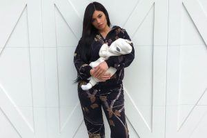 Kylie Jenner Shuts Down Rumors That She Is Pregnant With Second Child