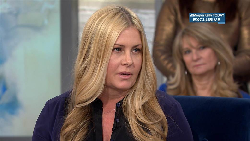Nicole Eggert on Megyn Kelly Today