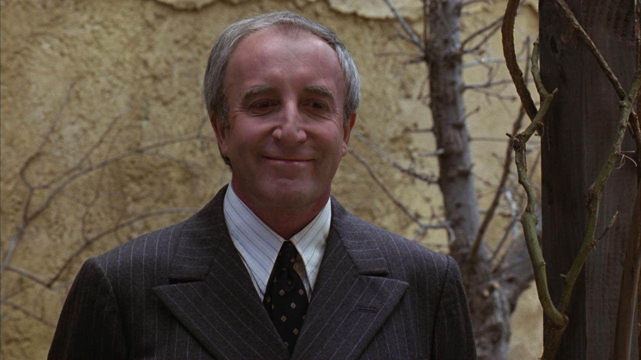 Peter Sellers as Chance in Being There