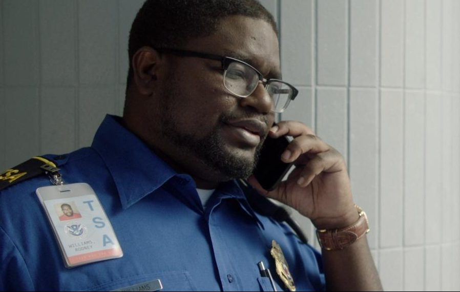 Lil Rel Howery as Rod in Get Out