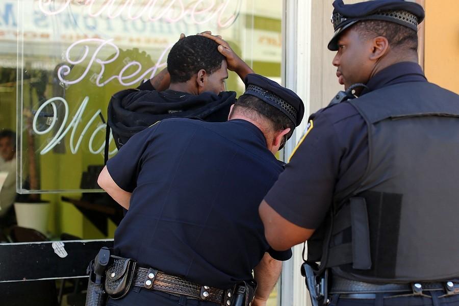 Arrest in Philadelphia