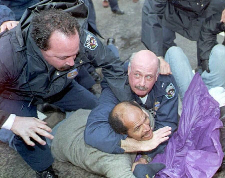 Arrest in San Diago