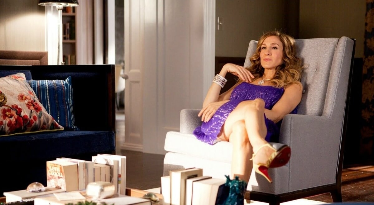 Sarah Jessica Parker on Sex and the City