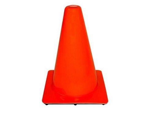 traffic cone from Walmart