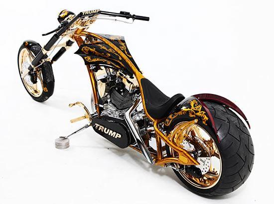 Donald Trump motorcycle