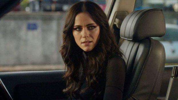 Alexandra Park as Eleanor