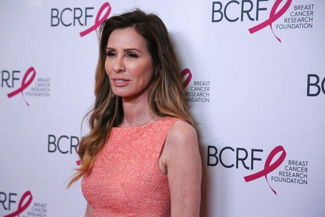 Carole Radziwill attends 2016 Breast Cancer Research Foundation Hot Pink Party
