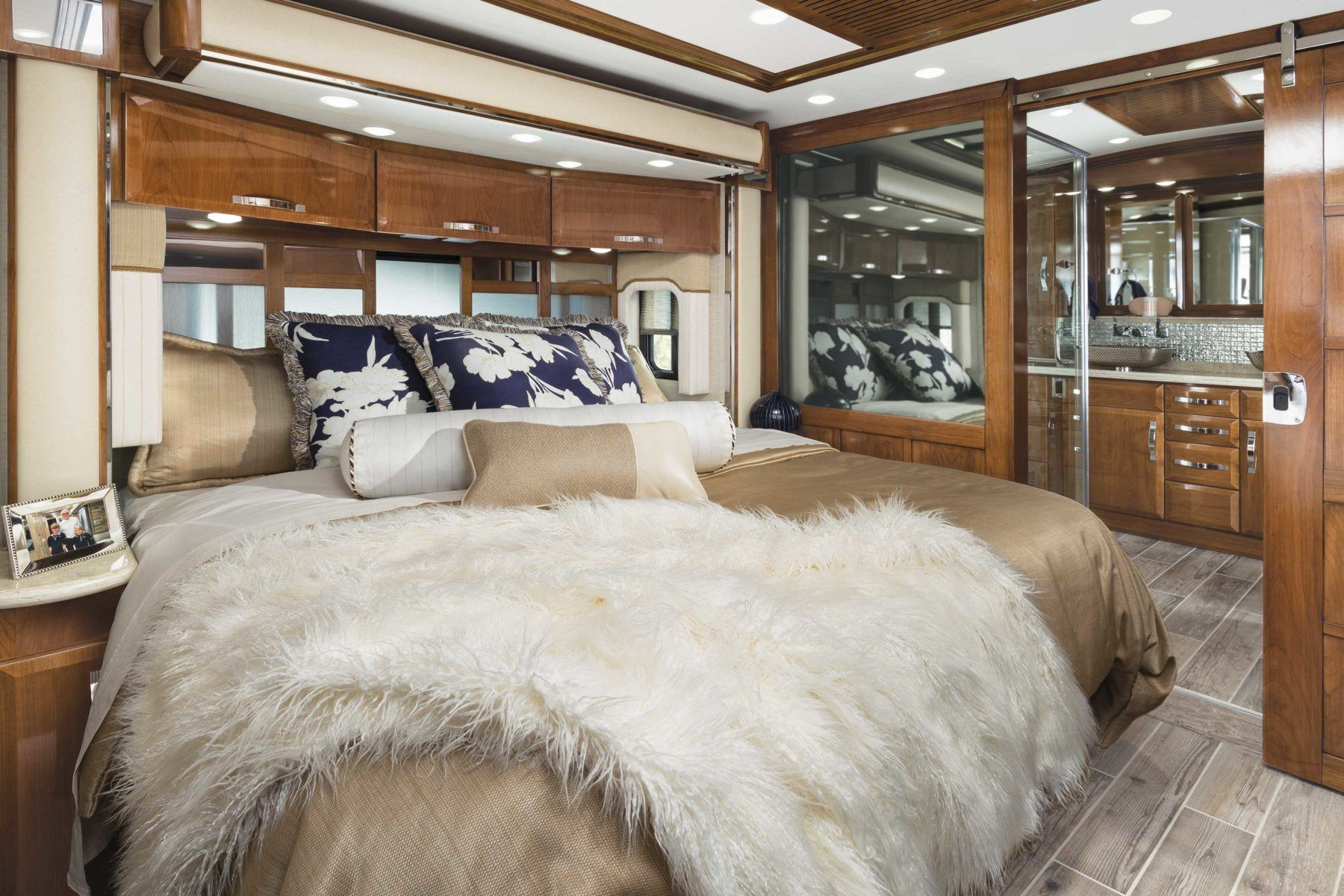 Take a Look Inside These $1 Million Luxury RVs That Are Probably