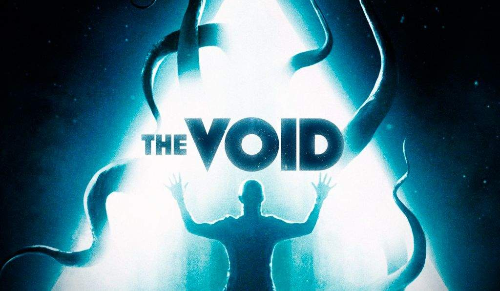 The cover of The Void