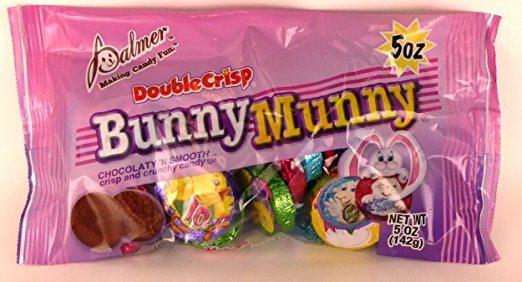 Bunny Munny Chocolate Crisp Coins
