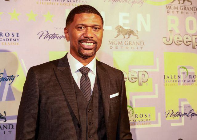 Jalen Rose attends the 7th Annual Jalen Rose Leadership Academy Celebrity Golf Classic