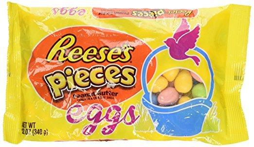 Reese's pastel eggs